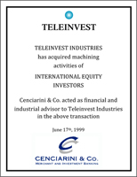 Teleinvest Industries