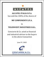 Alcatel Italia