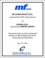 MF Componenti