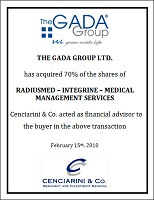 The Gada Group