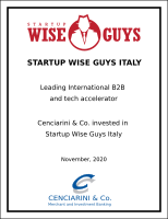 Startup Wise Guys Italy